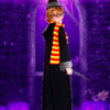 子供向けのハロウィン衣装