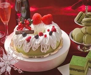 クリスマスケーキ 伊藤久右衛門